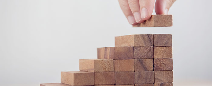 building blocks to personal growth