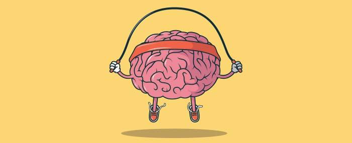 brain jumping
