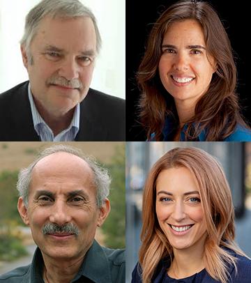 Paul Gilbert, PhD, Kristin Neff, PhD, Jack Kornfield, PhD, and Kelly McGonigal, PhD