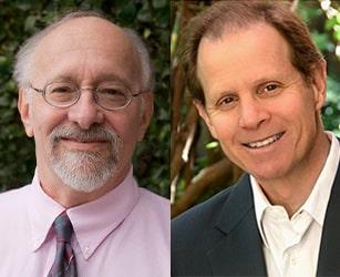 Allan Schore, PhD, Expert in Attachment Theory & Dan Siegel, PhD, Expert on Attachment TheoryinPsychotherapy