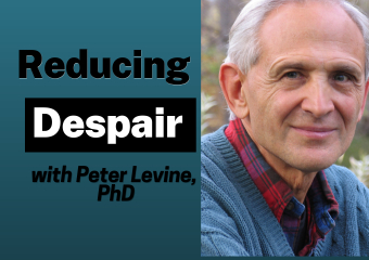 Peter Levine Voo Exercise for Easing Despair and Overwhelm